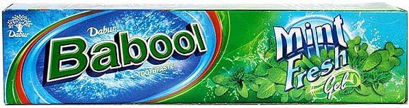 Babool Toothpaste (Mint Fresh Gel)