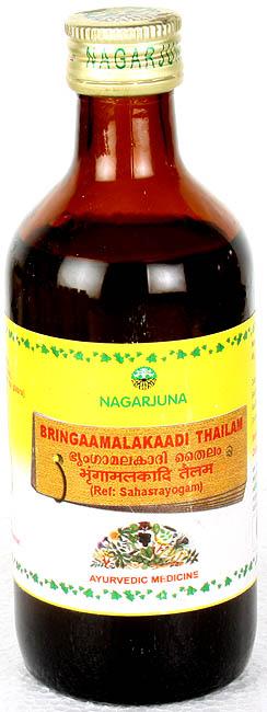 Bringaanalakaadi Thailam (Ref. Sahasrayogam)