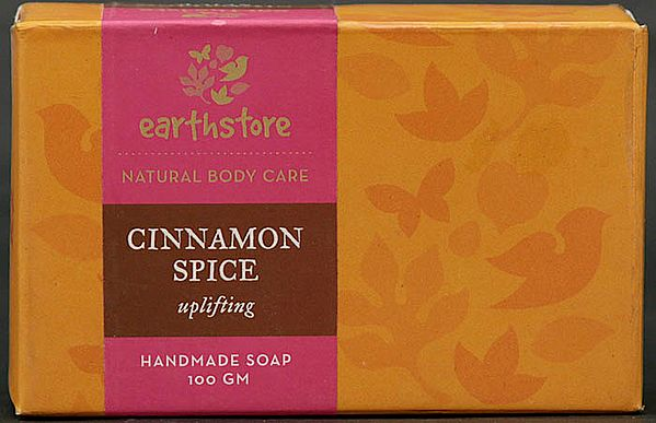 Cinnamon Spice - Uplifting Soap (Natural Body Care)