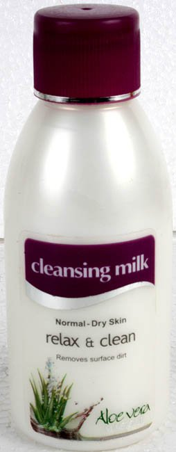 Cleansing Milk - Relax & Clean Removes Surface Dirt (Normal - Dry Skin)