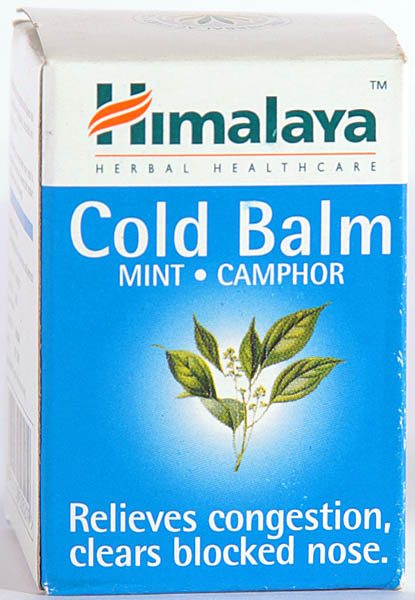 Cold Balm (Mint, Camphor)