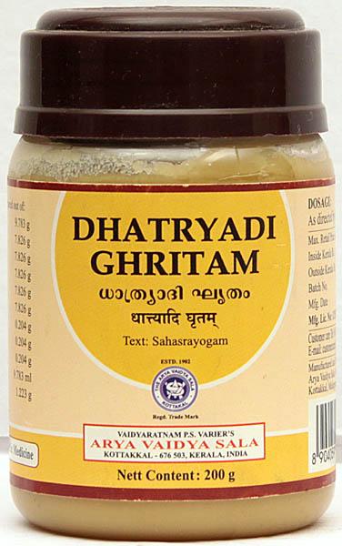 Dhatryadi Ghritam