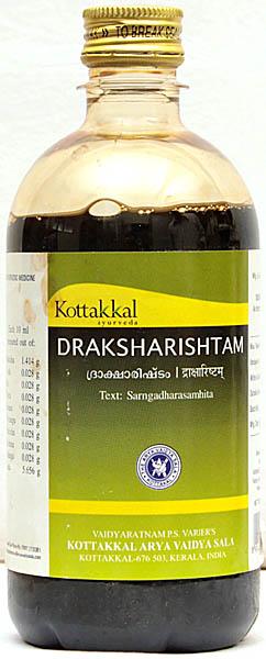 Draksharishtam (Draksha Arishta)