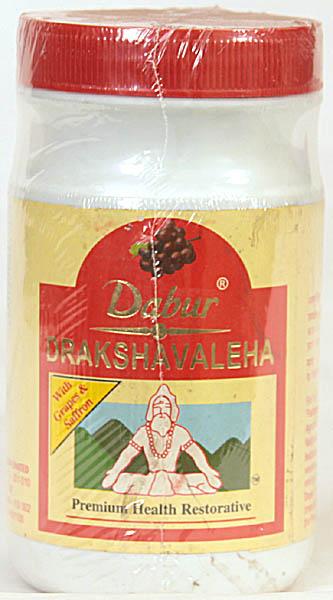 Drakshavaleha - With Grapes & Saffron (Premium Health Restorative)
