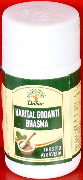 Harital Godanti Bhasma - Trusted Ayurveda