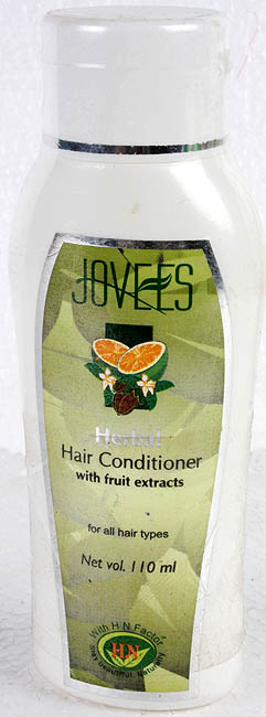 Herbal Hair Conditioner (With Fruit Extracts)