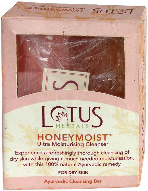 Honeymoist - Ultra Moisturising Cleanser (Ayurvedic Cleansing Bar)