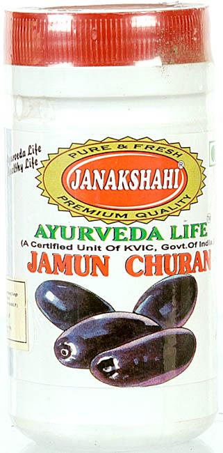 Janakshahi Ayurveda life Jamun Churan