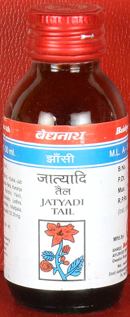 Jatyadi Tail (Oil)