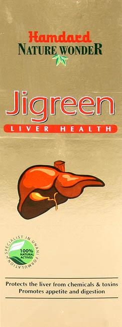 Jigreen Liver Health