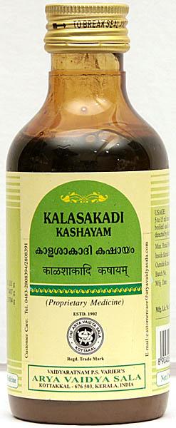 Kalasakadi Kashayam
