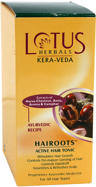 Kera -Veda Hairoots Active Hair Tonic