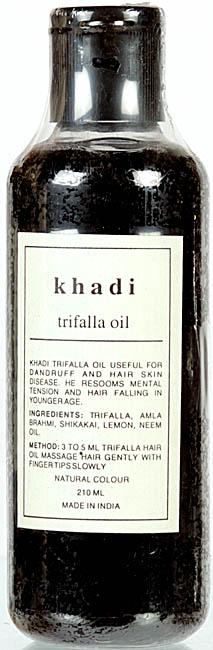 Khadi Trifalla Oil
