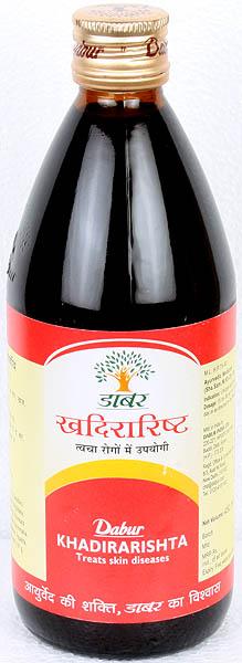 Khadirarishta - Treats Skin Diseases