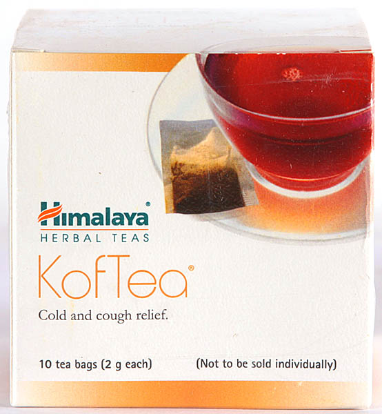 Kof Tea - Cold and Cough Relief