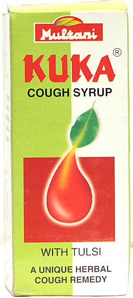 Kuka Cough Syrup With Tulsi