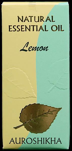 Lemon - Natural Essential Oil