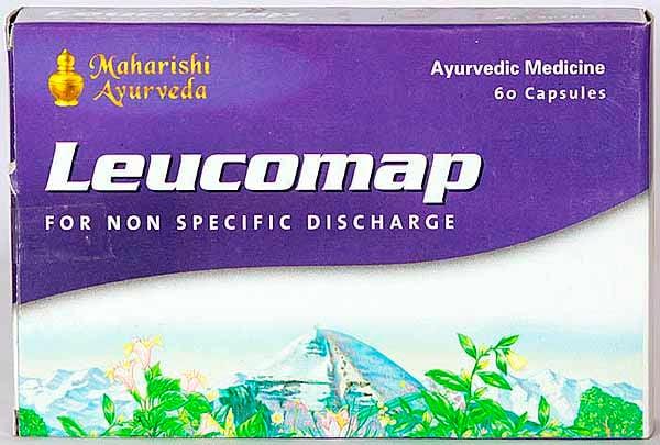 Leucomap for Non Specific Discharge (Ayurvedic Medic1ne)