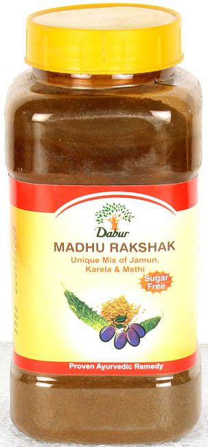 Madhu Rakshak - Unique Mix of Jamun, Karela & Methi (Sugar Free): For Diabetes