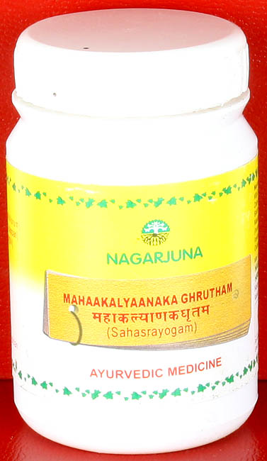Mahaakalyaanaka Ghrutham (Sahasrayogam) - Ayurvedic Medicine