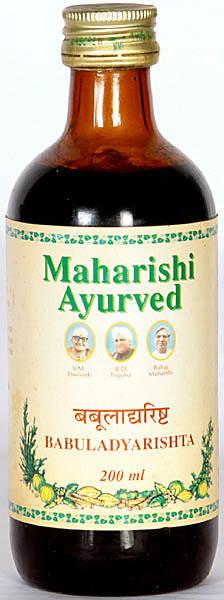 Maharishi Ayurved Babuladyarishta (Ayurvedic Medicine)