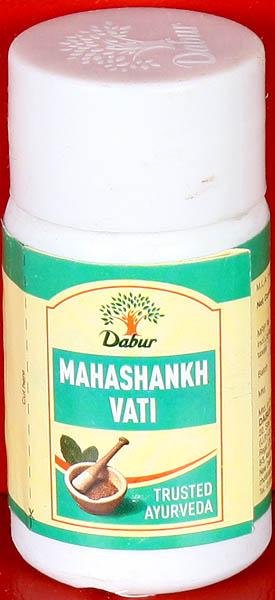 Mahashankh Vati - Trusted Ayurveda (40 Tablets)
