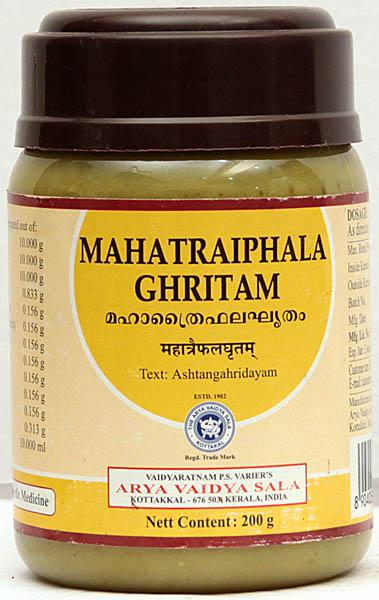 Mahatraiphala Ghritam