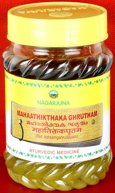 Mahhatihikthaka Ghrutham (Ref. Ashtamgahrudayam)