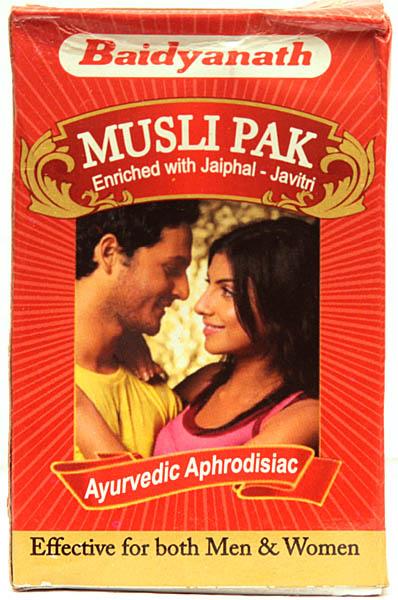 Musli Pak - Enriched with Jaiphal-Javitri