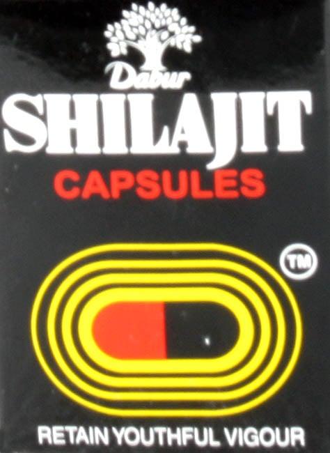 My Mne (In Russian) - Shilajit Capsules (Retain Youthful Vigour)