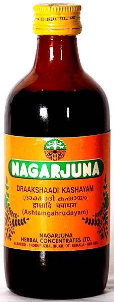 Nagarjuna Draakshaadi Kashayam- Ashtamgahrudayam  (Ayurvedic Medicine)