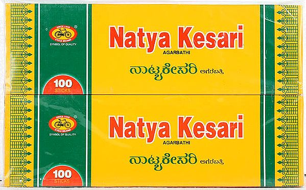 Natya Kesari Agarbathi (Price Per Six Packets)