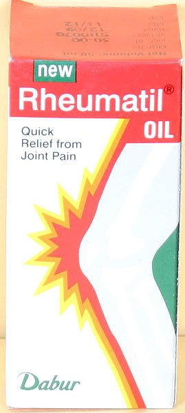 New Rheumatil Oil (Quick Relief from Joint Pain)