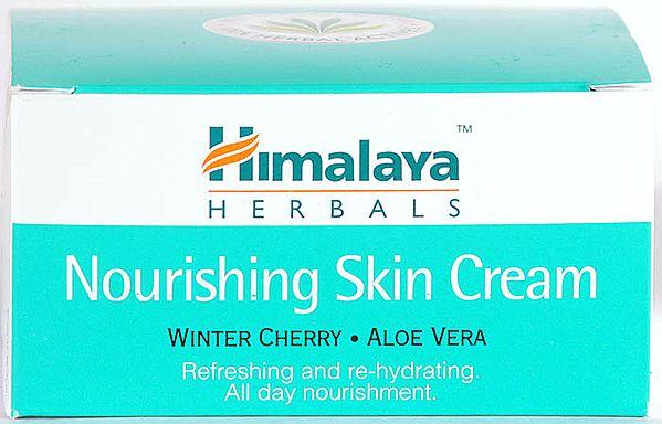 Nourishing Skin Cream - Winter Cherry, Aloe Vera
