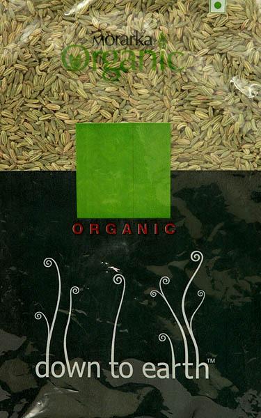 Organic Fennel Whole