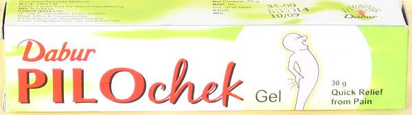 Pilochek Gel (Quick Relief from Pain)