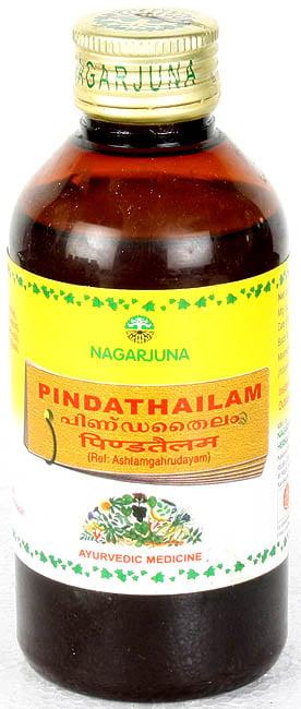 Pindathailam (Ref: Ashtamgahrudayam)