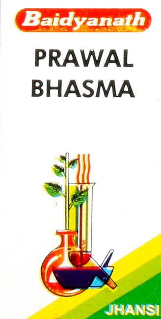 Prawal Bhasma