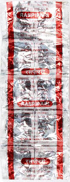 Raspipari - Each Strip 10 Tablets