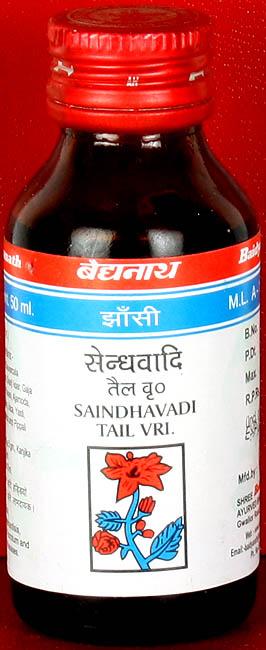 Saindhavadi Tail Vri. (Oil)
