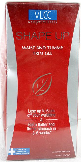 Shape Up - Waist and Tummy Trim Gel