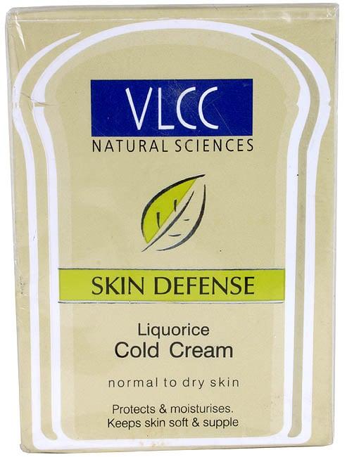 Skin Defense - Liquorice Cold Cream