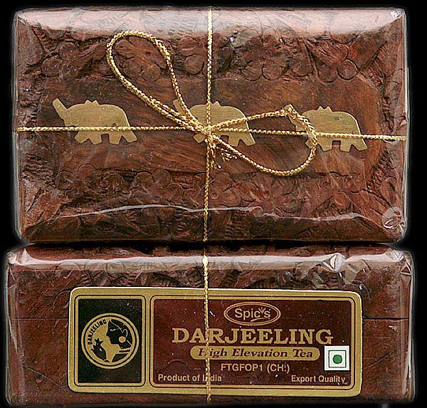 Spic's Darjeeling High Elevation Tea - FTGFOP1 (Ch.)