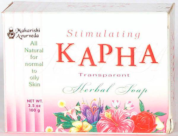 Stimulating Kapha Transparent Herbal Soap