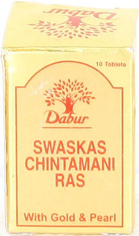 Swaskas Chintamani Ras (With Gold & Pearl)