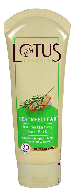 Teatreeclear - Tea Tree Clarifying Face Pack