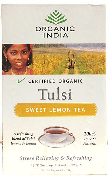 Tulsi - Sweet Lemon Tea