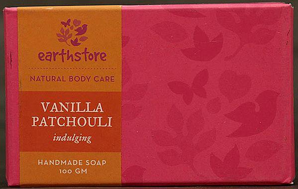 Vanilla Patchouli - Indulging Soap (Natural Body Care)