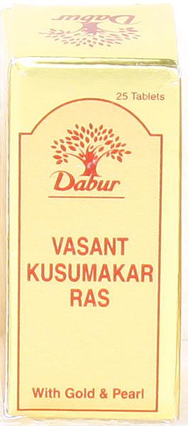 Vasant Kusumakar Ras (With Gold & Pearl)