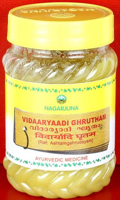 Vidaaryaadi Ghrutham